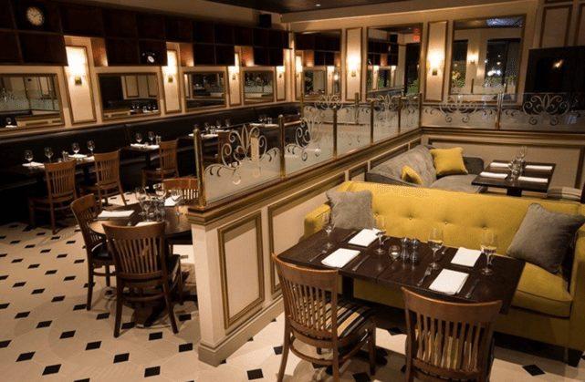 The Parisian Restaurant and Wine Bar