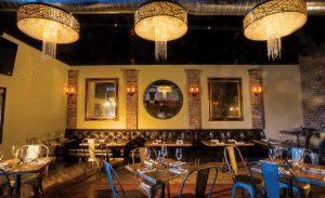 Nitrogen Bar, Grill and Sushi