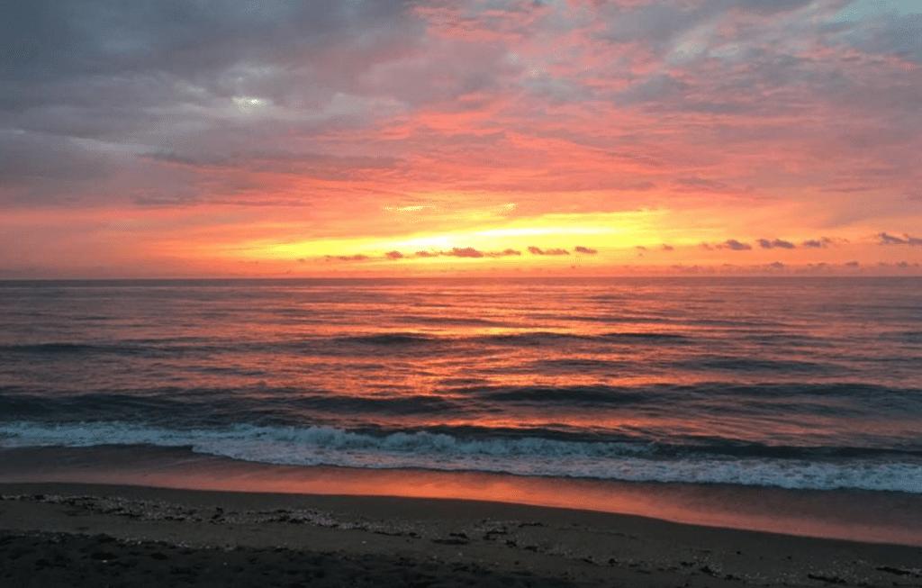 Sunrise Jupiter