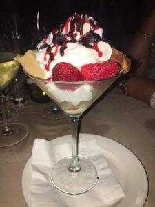 portobello cucina italiana dessert