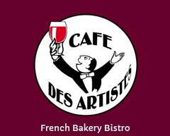 Cafedes Artistes Jupiter