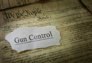 Gun Control headline